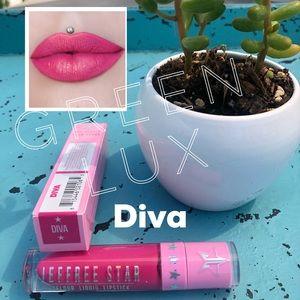 Jeffree Star Diva Velour Liquid Lipstick NEW